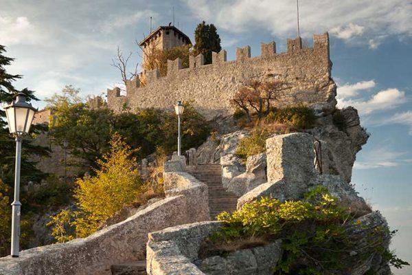Hinterland - Mittelalterliche Dörfer